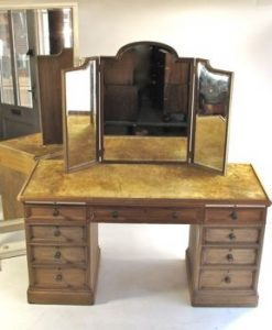 Queen Marys Dressing Table from HMS MEDINA (Ex P&O)