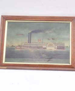 Mayflower Steamboat Print