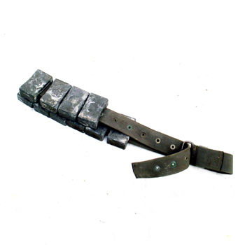 Russian Diving Weights Belt