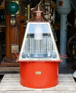 A Very Rare Aga Buoy Light - LBAR 500