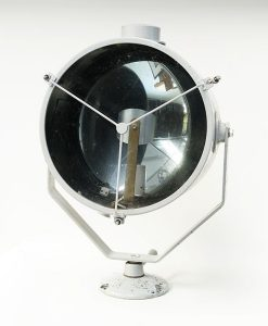 Original Reclaimed Royal Navy Ships Search Light