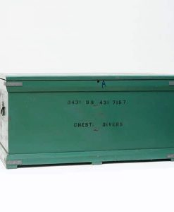 Original Standard Equipment Divers Chest - Green