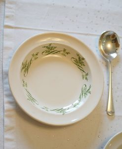 RMS Windsor Castle Tableware - Soup Bowl c.1950's