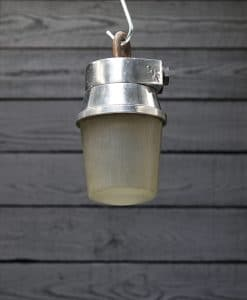 Small East German Passageway Pendant Light
