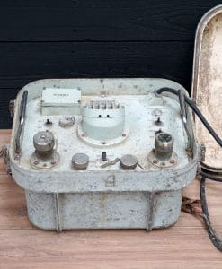 Admiralty Pattern Siebe Gorman Divers Intercom - 1956