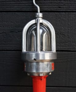 Super Tanker Salvage - Engine Room Inspection Lamp